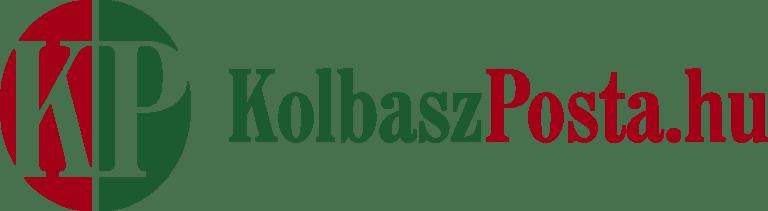 kolbászposta logó referencia