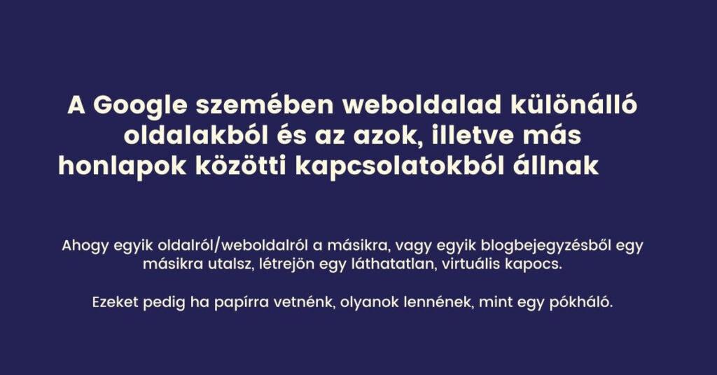 linkek backlinkek