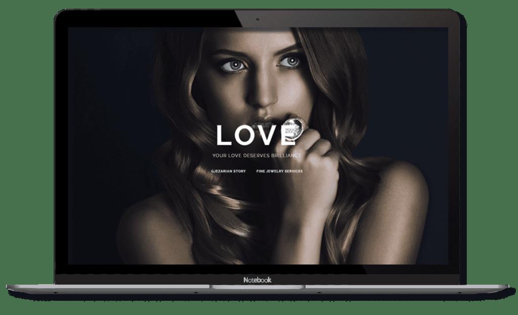 webdesign trendek sötét mód