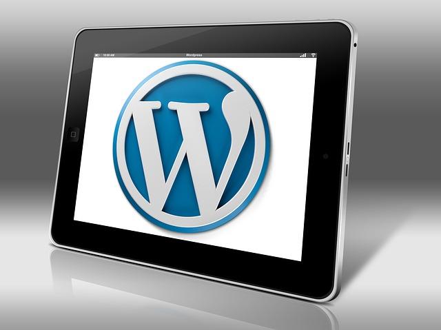 Wordpress weboldal készítő program CMS