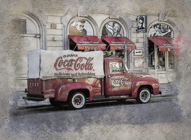 logótervezés coca cola old