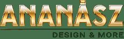 Ananász design