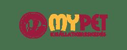 MyPet logó shoprenter webáruház testreszabás