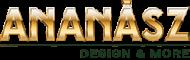 Ananász design & more logó