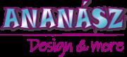 ananász design logó